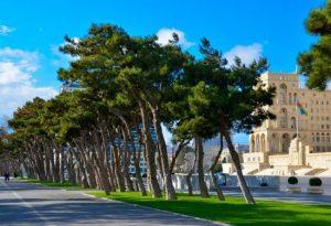 Веб-камера Баку в реальном времени