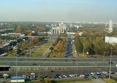 Москва - ВДНХ, проспект Мира