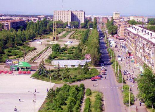 Веб-камера Гай (Оренбургская область) в реальном времени