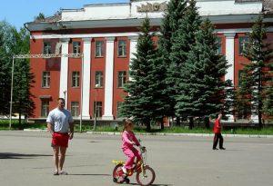 Веб-камера Нелидово, Тверская область в реальном времени