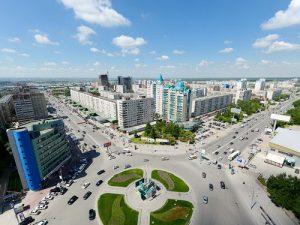 Веб-камера Новосибирска в реальном времени
