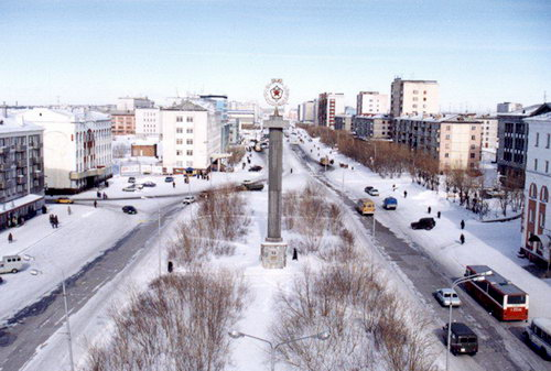 Веб-камеры Воркуты