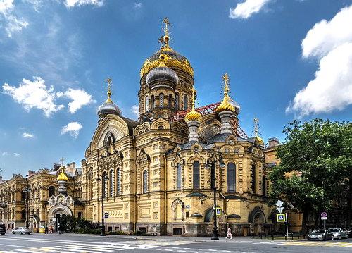 Санкт-Петербург - Васильевский остров