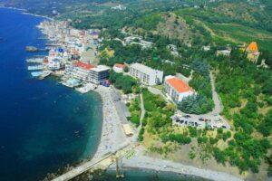 Веб-камера Утес (Крым) в реальном времени