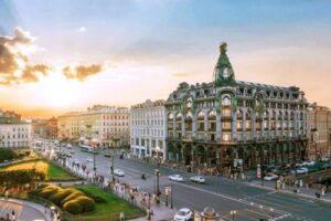 Веб-камеры Санкт-Петербурга в реальном времени