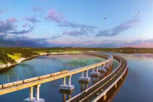 Веб камеры Крымский мост онлайн в реальном времени