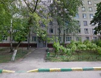 Москва - улица Зеленодольская