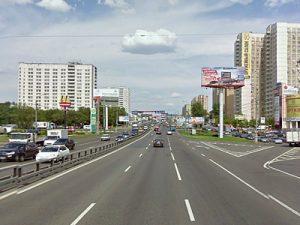 Веб-камера Москвы, Мытищи, Ярославское шоссе, МКАД в реальном времени
