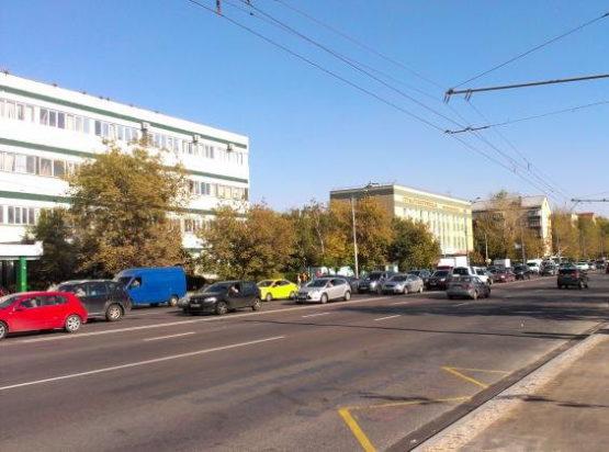 Москва - Рязанский проспект