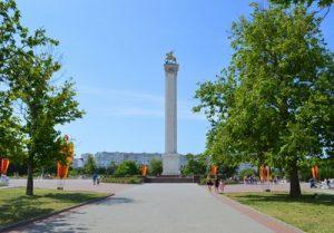 Веб-камера Севастополь, Парк Победы