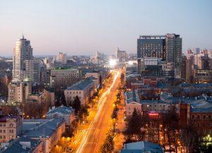 Веб-камера Воронежа в реальном времени