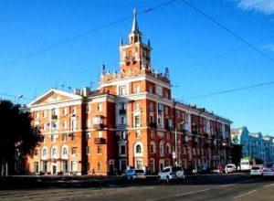 Веб-камера Комсомольск-на-Амуре в реальном времени