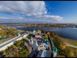 Веб-камера Костромы в реальном времени