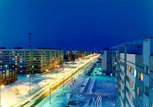 Веб-камера Новый Уренгой (Ямало-Ненецкий округ) в реальном времени