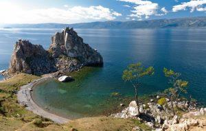 Веб-камера озеро Байкал