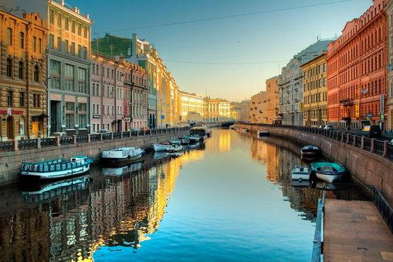 Санкт-Петербург — Канал Грибоедова