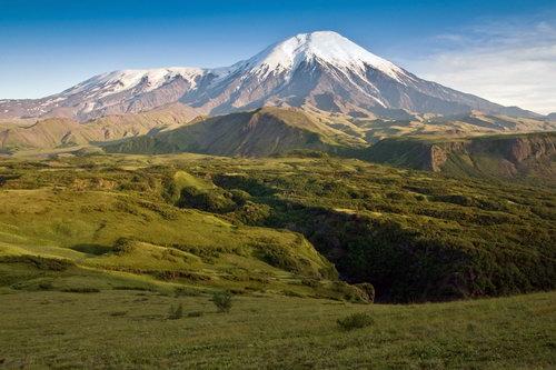 Козыревск - Вулканы